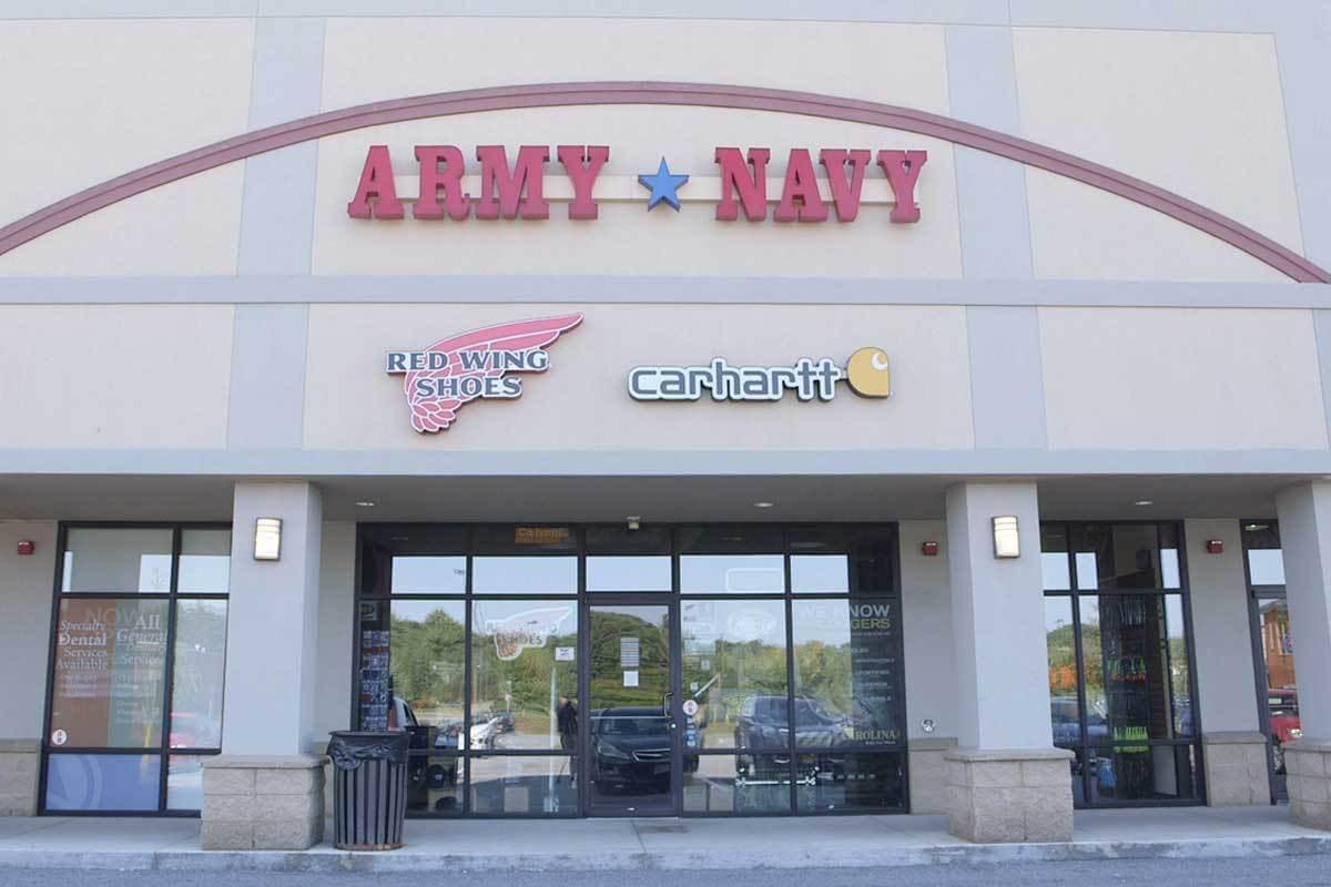 Mohawk Army Navy Saratoga Store