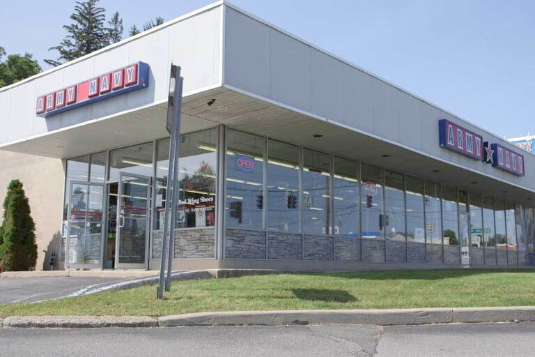 Mohawk Army Navy Schenectady Store