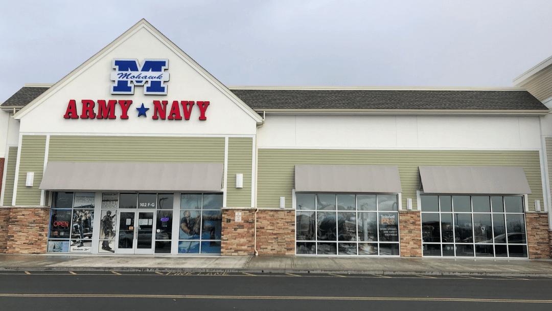Mohawk Army Navy North Greenbush
